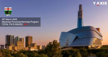 Manitoba issues 226 new invitations