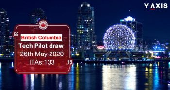 British Columbia Tech Pilot Draw